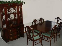 duncan phyfe dining room table and chairs 12185