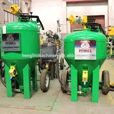 pressure sand blasting pot pressure sand blasting pot suppliers