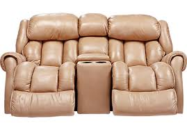 Microfiber Reclining Loveseat With Console Reclining Love Seat Living Room Furniture Page 3