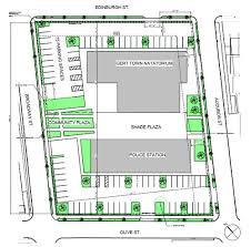 Police Station Floor Plan City Reveals Design For Magazine Street Police Station U0027s