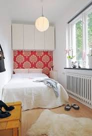 Wooden Crate And A Single Bed Via Keltainen Talo Rannalla My - Very small bedroom design