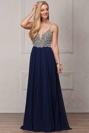 sleeveless long evening dress ac570