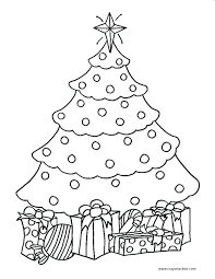 Coloring Pages Of Christmas Stuff Decorations Coloring Page Free Tree Coloring Pages Ornaments