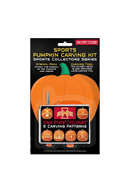 Pumpkin Carving Kits Iowa State Cyclones Pumpkin Carving Kit 1381091