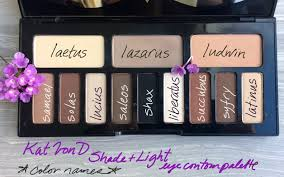 kat von d shade light eye contour palette kat von d shade light eye contour palette give me gorgeous