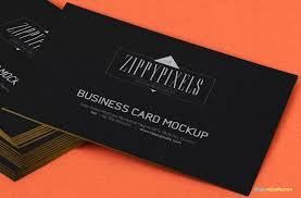 Business Card Psd Free Free Business Card Psd Mockup Zippypixels