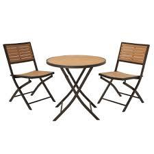 Lifetime Patio Furniture by Lifetime 3 Piece Bistro Patio Set