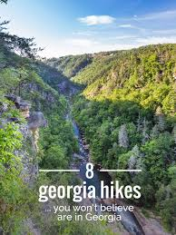 Georgia Top Places To Travel images 8 great georgia hikes you won 39 t believe are in georgia top jpg