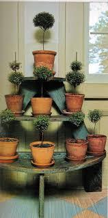 Indoor Planters Creative Corner Tiered Indoor Planter Alternative Using Country
