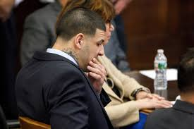 Aaron Hernandez gay rumors  What did suicide letters  notes say     Superfame
