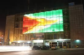 Flag Lights All Of The Lights U2013 Stabroek News