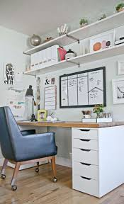 Computer Desk Organization Ideas Remarkable Home Office Computer Desk Ideas Pics Design Ideas