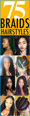 loose braid hairstyle for black women 75 super hot black braided hairstyles to wear