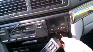 bmw 7 series 95 01 radio mid for sale make me an offer youtube