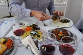 cuisine imaginarium fira santorini greece imaginarium