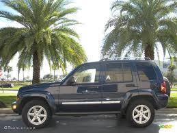 silver jeep liberty 2007 2007 midnight blue pearl jeep liberty limited 1241488 gtcarlot