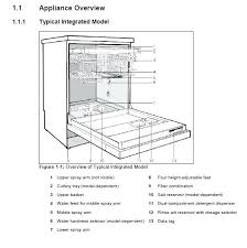 uc 20 parts breakdown 1 kenmore dishwasher parts schematic kenmore