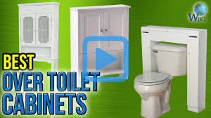 Bathroom Toilet Shelf by Top 8 Over Toilet Cabinets Of 2017 Review