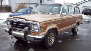 jeep wagoneer 1989 1986 jeep grand wagoneer for sale 3 450 obo youtube