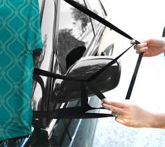 frostguard windshield and wiper cover w mirror covers page 1