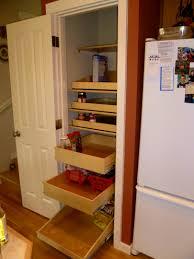 Kitchen Cabinet Slide Out Shelves Kitchen Winning Pantry Cabinet Roll Out Remodelando Casa Pull