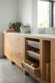 vegetable storage kitchen cabinets kitchen storage clever ideas for using space when kitchen