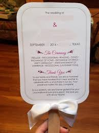 Diy Wedding Program Fans Kits Print Your Own Fan Kit Makes 24 Joann