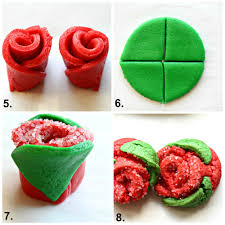 sugar cookie roses time saver recipe the monday box