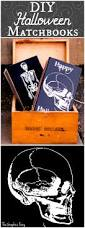 crafty project skeleton matchboxes halloween the graphics fairy