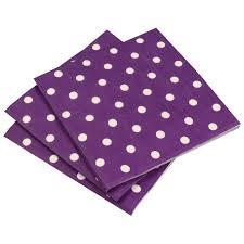 3 ply square disposable paper napkins serviettes tableware