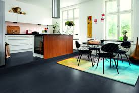 Laminate Floor Tile Effect Living Expression Charcoal Slate Laminate Flooring