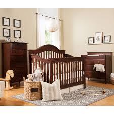 Top Convertible Cribs by Davinci Jayden 4 In 1 Convertible Crib In Espresso M5981q Free