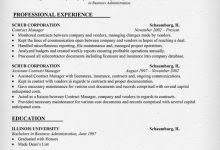 Contract Specialist Resume Sample by All About Resume Example For Your Jobs Search U2013 Resume Example