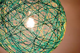 spherical string pendant light fox u0026 feather