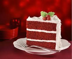 pastel terciopelo rojo que encenderá la pasión el día de san