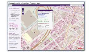 Massachusetts Map Massachusetts Interactive Property Map Mass Gov