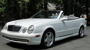 2001 Benz 2001 Mercedes Benz Clk430 Convertible W140 Dallas 2013