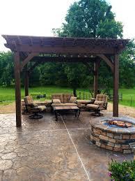Cedar Landscape Timbers by Easy Install 10 U0027 14 U0027 Cedar Diy Pergola Kit Western Timber Frame