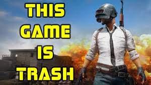 pubg is a bad game pubg sucks this game is trash opinion alert youtube