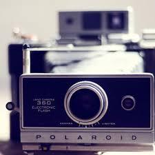 Vintage Camera Decor Shop Retro Polaroid Camera On Wanelo