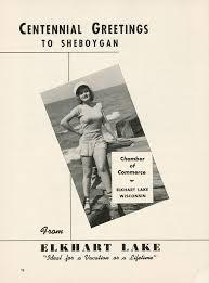 centennial celebration souvenir booklet the state sheboygan centennial celebration 1853 1953 official