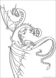 train dragon coloring pages 18 train