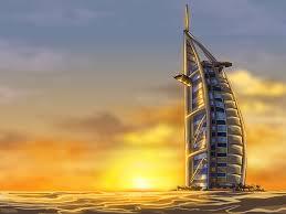 burj al arab by godfathersky on deviantart