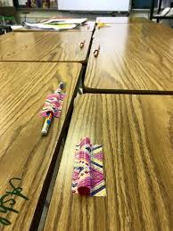 Desk Pencil Holder Use Straws As A Pencil Holder Found Them Milkshake Straws 50 For