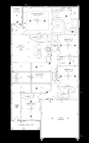 The Lenox Floor Plan Lenox Stone Martin Builders