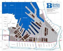 Williamsburg Brooklyn Map Brooklyn Navy Yard Aims To Boost New York U0027s Creativity Cred