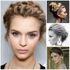 how to updo hairstyles for medium length hair casual hairstyle for medium length hair easy casual updos for long