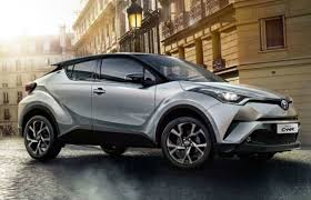 toyota new suv car toyota toyota s c hr may change all rules of india s compact suv