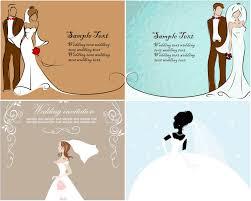 Empty Wedding Invitation Cards Samples Of Wedding Invitations Cards Alesi Info