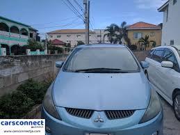mitsubishi cars 2003 2003 mitsubishi grandis 790k neg cars connect jamaica